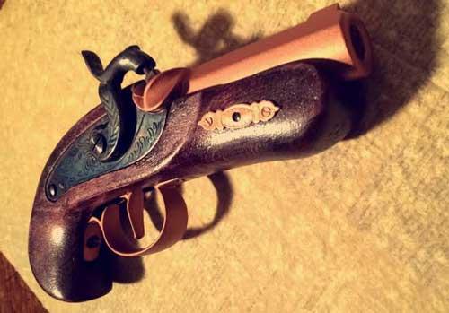 Customers Who Built Muzzleloader Pistol Kits