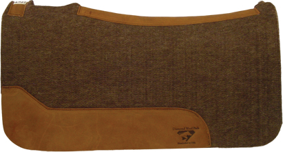 sierra gold horse saddle pad