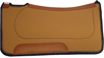 Tan Saddle Pad