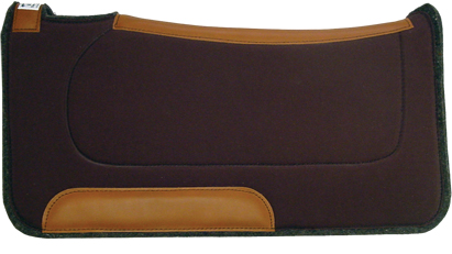 Chocolate Saddle Pad