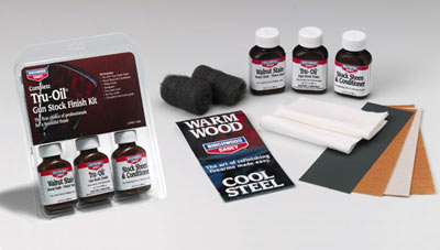 stlock finish kit