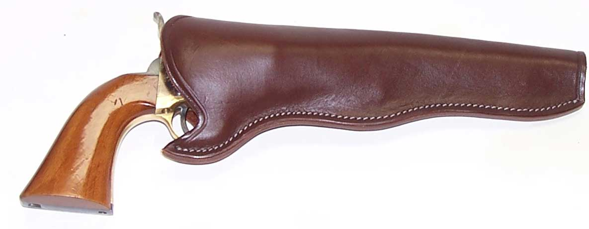 Cap and Ball Holsters and Belts
