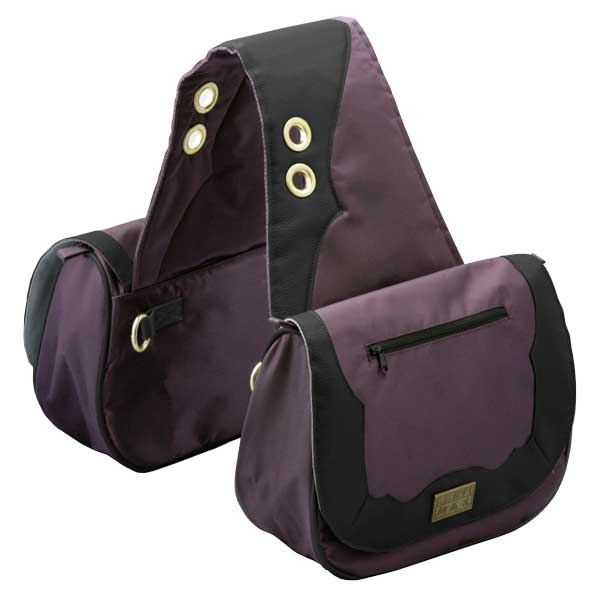 saddlebag plum